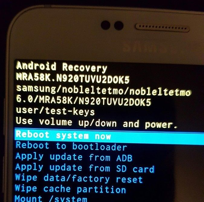Samsung Galaxy Note 5 Marshmallow System Dump Available!