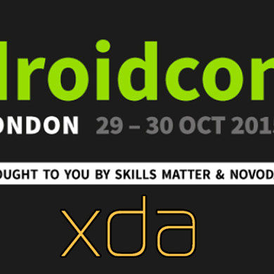 DroidCon UK 2015 Brought to You by Skills Matter – XDA TV