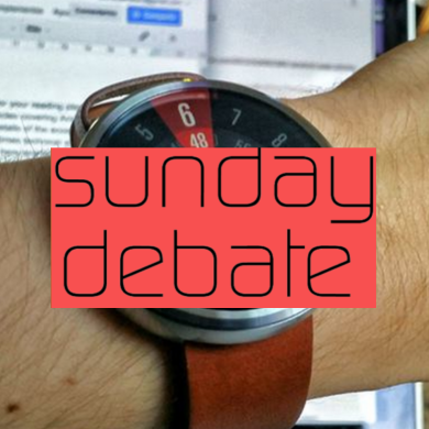 Sunday Debate: How Can Android Wear Capture the Mainstream?