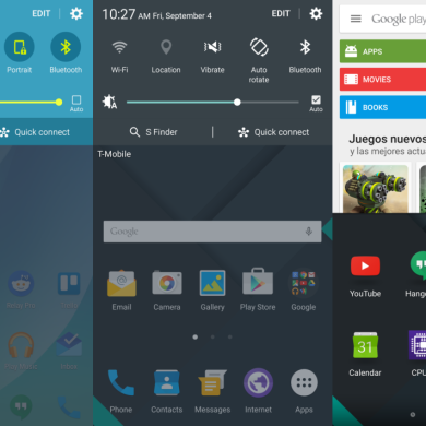 In Defense of TouchWiz: How the Kitchen Sink is Getting Cleaner