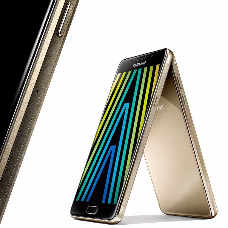Samsung Launches the 2016 A Series: A3, A5, A7
