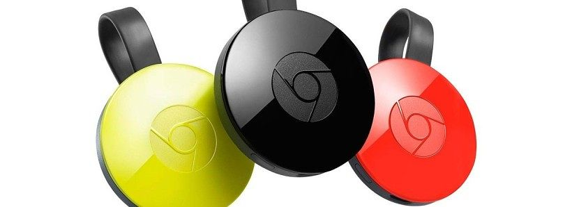 A new Google Chromecast is on the way with Bluetooth support