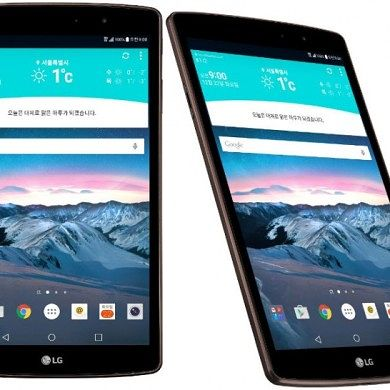 LG Unveils SD-615 Powered G Pad II 8.3 LTE Tablet
