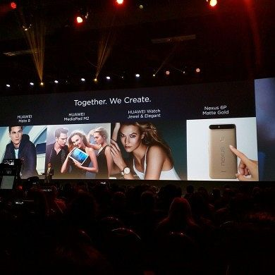 Huawei Unveils new Watch models, Golden Nexus 6P, and new MediaPad at CES 2016