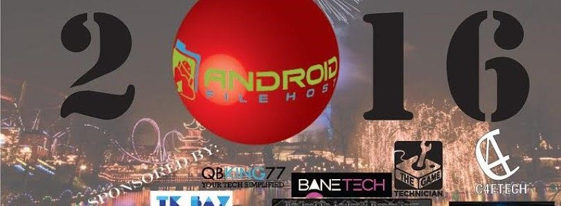 Droidsgiving Part 2 w/ AndroidFileHost.com and More [Giveaway] – XDA TV