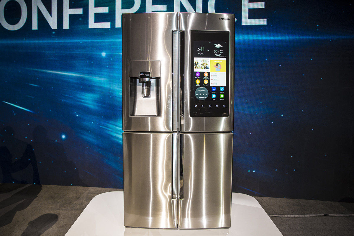 Image result for Smart Fridge For Your Smart And Beautiful Home