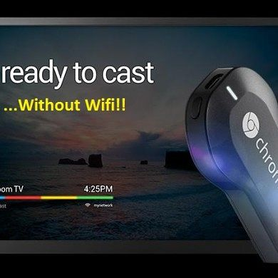 rCast Turns your Chromecast into a Stand-Alone Media Player