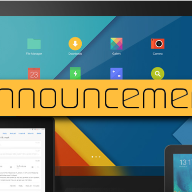 Jide Partners with XDA for Hosting of Remix OS Forums