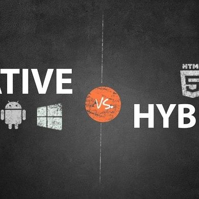 Native Apps & Hybrid Apps: The Strengths and Weaknesses of Today's Paradigms