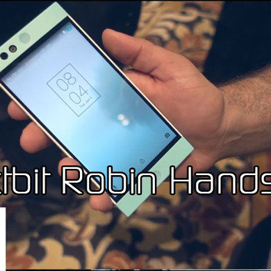 Nextbit Robin Cloud Phone at CES 2016 – XDA TV