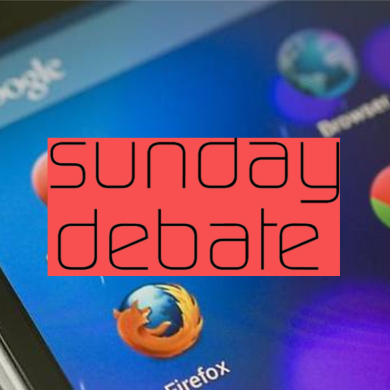 Sunday Debate: Native Apps vs. Web Apps