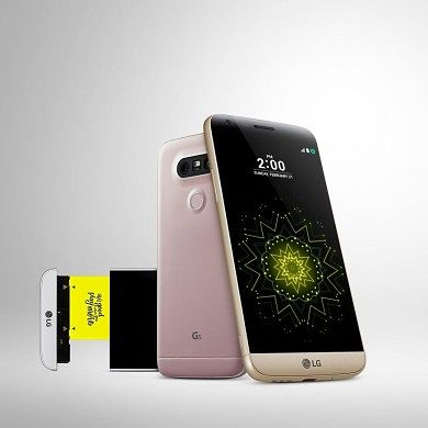LG Unveils the LG G5 and its Friends — What You Need to Know