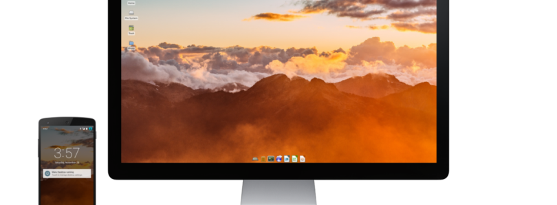 Maru, the Custom ROM that Turns your Phone into a PC, Will be Open-Sourced