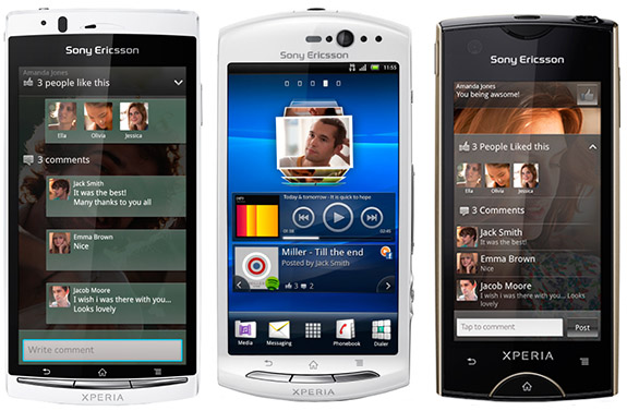 actualizar sony xperia neo v android 4.1