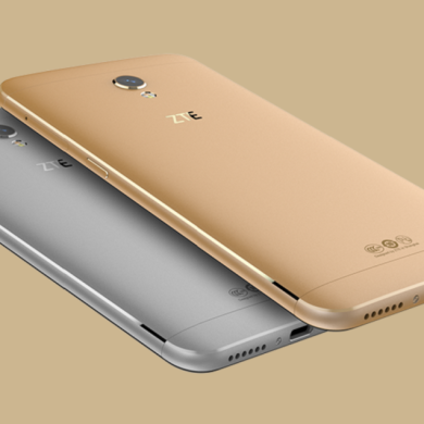 ZTE Reveals Blade V7, Yet Another Low-Priced Phone Trying to Look its Best