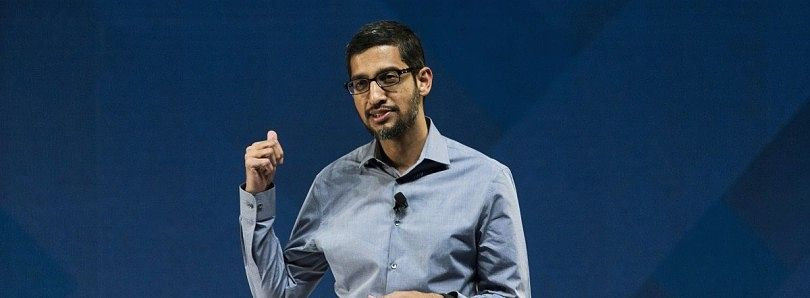 Larry Page and Sergey Brin make Sundar Pichai the new CEO of both Alphabet and Google