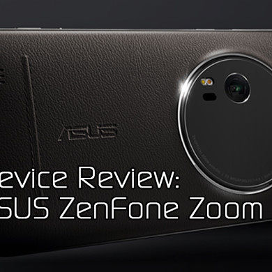 ASUS ZenFone Zoom: Does the Optical Zoom Matter?