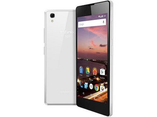 Infinix Hot 2 (Android One) Update Includes a