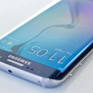 Samsung is Investing in Bezel-less, Edge-to-Edge Screen Technology