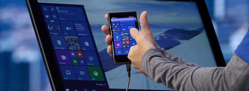 Microsoft Universal Apps & Continuum: Why Did Microsoft Not Squeeze their Potential?