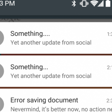 The Android Notification Nuisance: Need Smarter Notifications? They Are Coming
