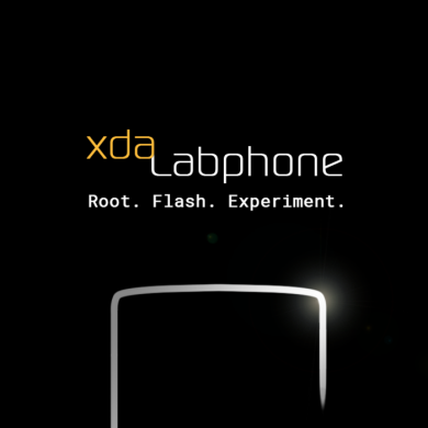 [DAY1] Introducing the XDA Labphone — Smooth, Sleek, and Ready to Flash