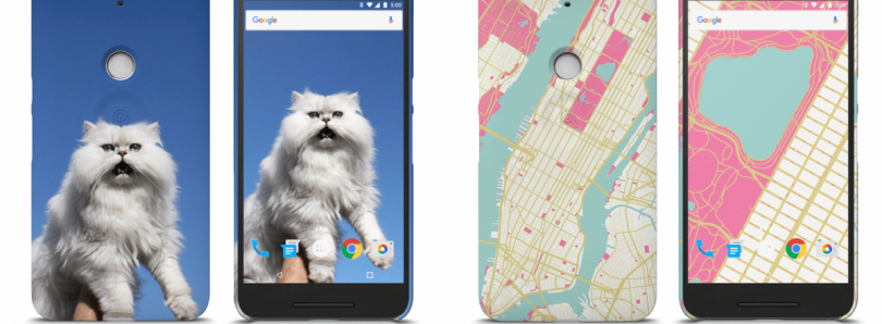 """Google is dropping the functionality used for seamless setup of Nexus/Pixel """"Live Cases"""""""