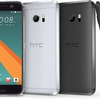 HTC Finally Unveils the HTC 10 and HTC 10 Lifestyle
