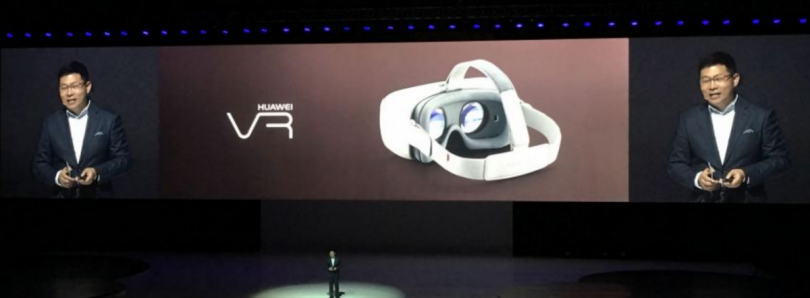 Huawei Launches its Own Virtual Reality Headset: Huawei VR