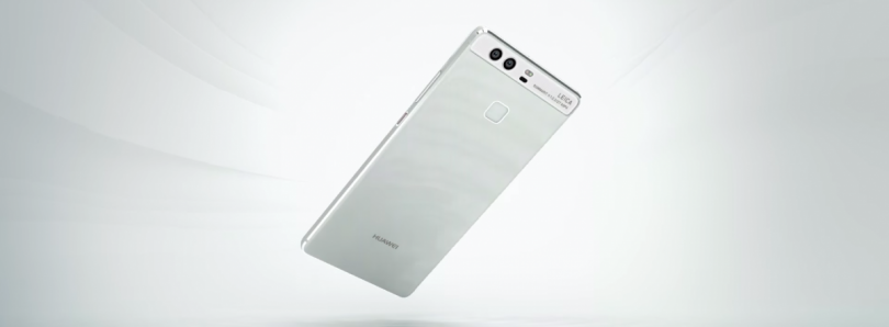 Huawei Announces the Dual-Camera P9 and P9 Plus