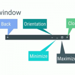 Android on Chrome OS: Multi-Window Controls