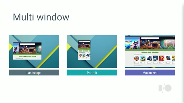 Android on Chrome OS: Multi-Window Implementation