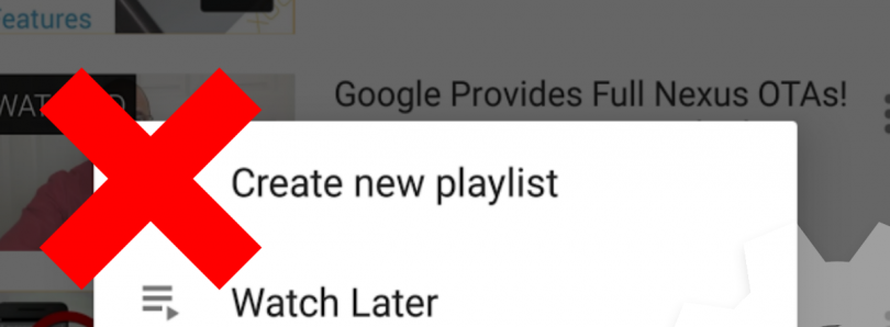 Tasker Pro: Create a Playlist of your YouTube Subscription Videos