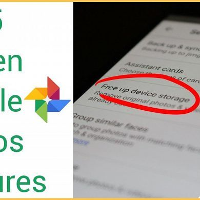 Top 5 Hidden Features in Google Photos