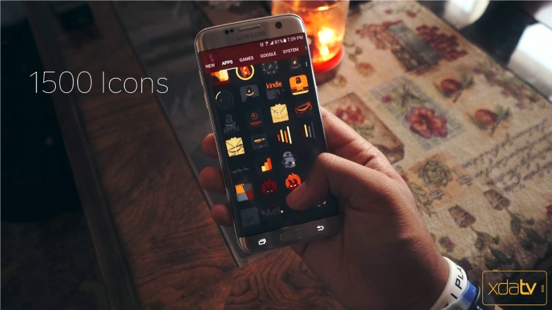 5 Free, Unique, and Modern Icon Packs