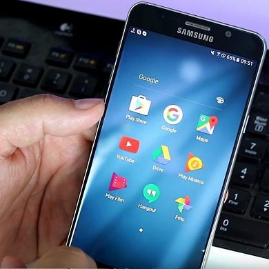 [APKS AVAILABLE] Samsung's TouchWiz Replacement Detailed on Video, Will Likely Arrive with Note 7