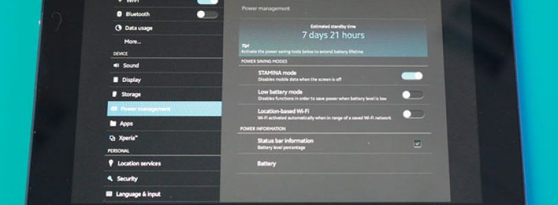 For Sony, Android 6.0's Doze Mode Marks a Battery Life Regression