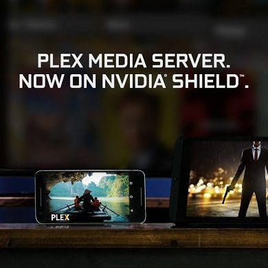 NVIDIA Bringing Plex Media Server to SHIELD Android TV with 3.2 Update in June