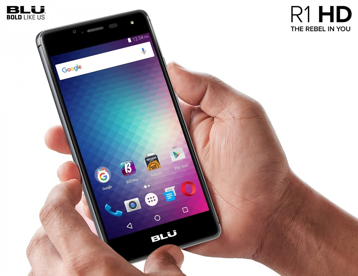Amazon Halts Sales of BLU Smartphones Over Privacy