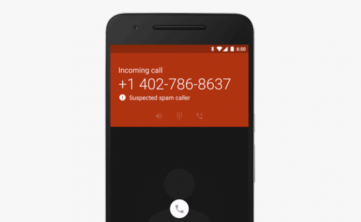 Google Phone App Now Features Spam Protection