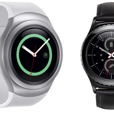 5-year old Samsung Gear S2 smartwatch is getting an update