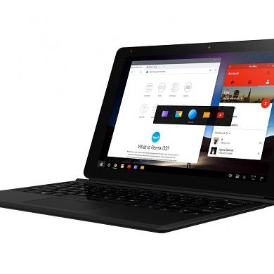 The Chuwi Vi10 Plus is a $169 10.8″ Tablet that runs Remix OS (and optionally Windows 10 for $239)