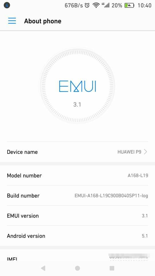 Android Nougat Beta Build for the Huawei P9 is Available