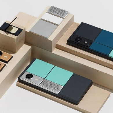 Prototype for the Canceled Project ARA Modular Smartphone Revealed