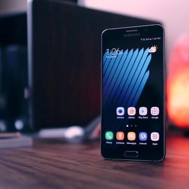 Grace UX ROM for the Galaxy Note 5