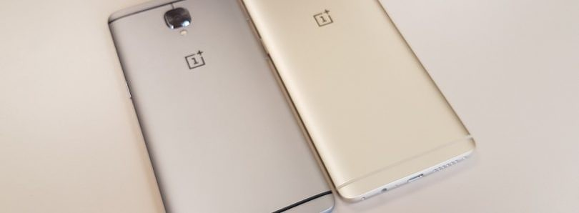 Soft Gold OnePlus 3 Hands-On & Photo Gallery: Same Great Value with a Premium Touch