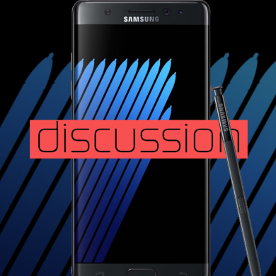 What Are Your Thoughts on the Samsung Galaxy Note 7?