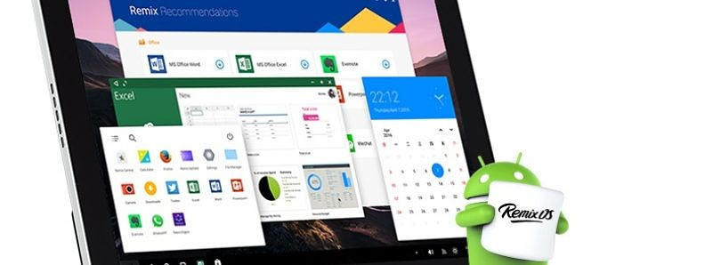 Remix OS Based on Android 6.0 Marshmallow Now Available for Google Pixel C & Nexus 9!