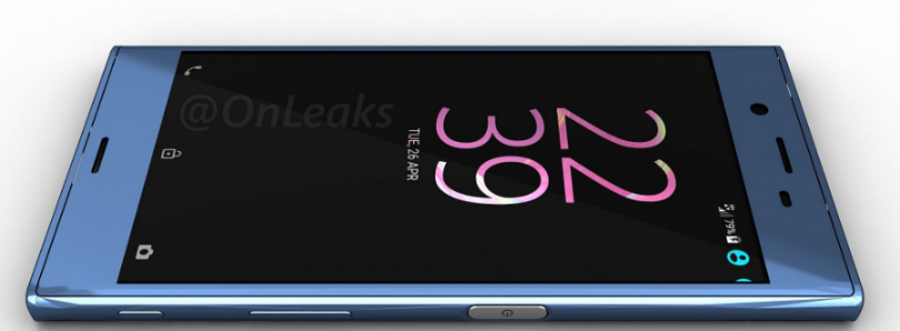 Upcoming Xperia Phone Leaks Once More, This Time in Renders