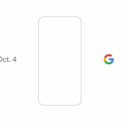 Google Publishes Teaser for October 4th Event; Meanwhile Pixel Pricing and Pics Continue to Leak